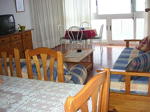 Alquiler vacaciones en benidorm piso en benidorm alicante 6939973 - Pisos de bancos primera linea de playa ...