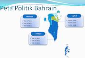image: Slide 2 Template PPT Peta Bahrain