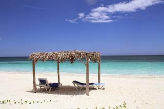 Tropski raj za konec potovanja