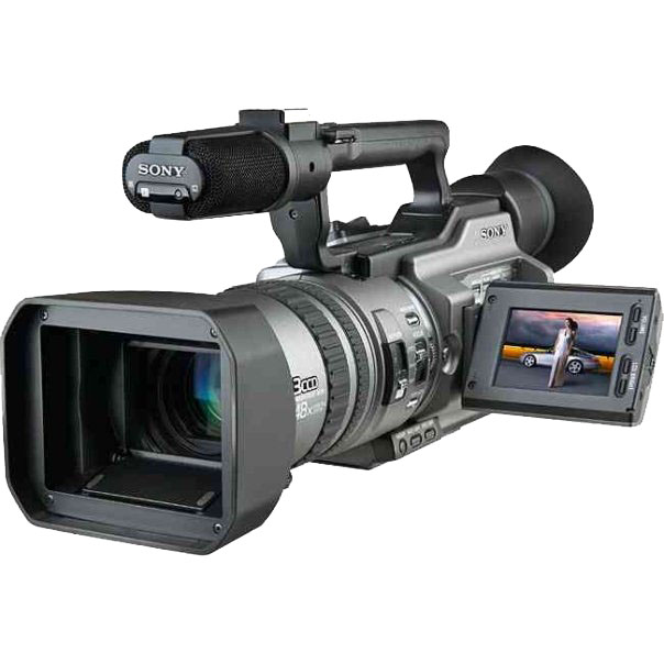 Bagian Bagian Kamera Video Sony Pd 170 Andie Sharing And Download