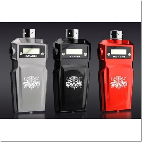 inva 1%25255B4%25255D - 【ツール】Heatvapeからタッチ操作のフラッシュライトつきVV/VW MOD「Heatvape Invader Multi-Functional VV/VW MOD Kit」