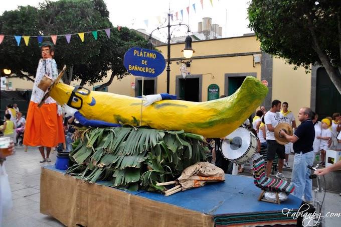Quema del Plátano
