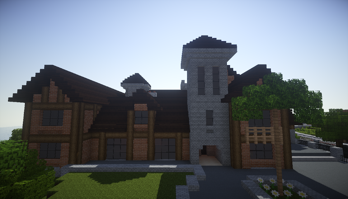 Berühmt Galerie] Plans de maisons pour Minecraft [Edit: Plans listés en  WR25