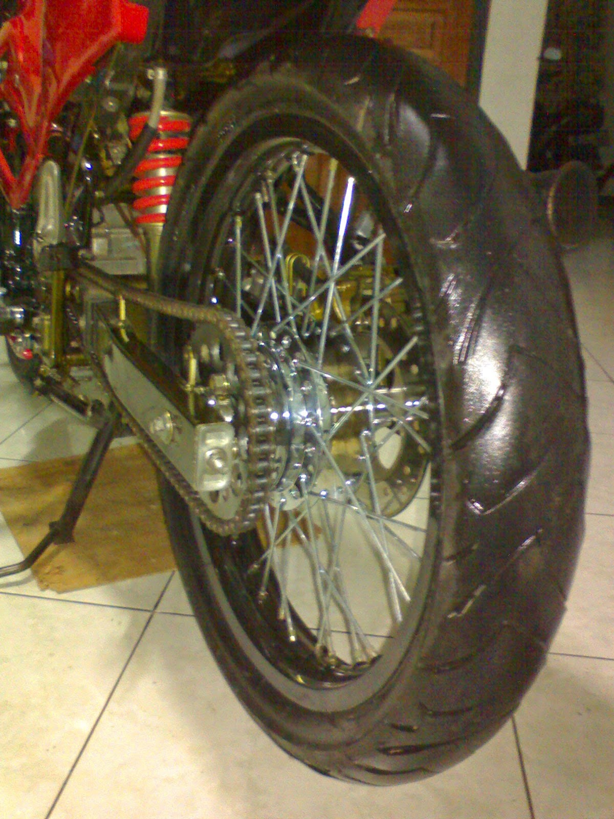modifikasi motor suzuki skywave