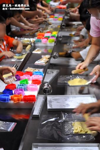 台灣優格餅乾學院DIY