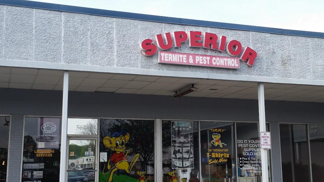 Superior Termite Pest Control Pest Control Service In Virginia Beach