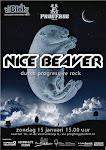 2012-01-15 Nice Beaver @ Progfrog Blok Nieuwerkerk aan den Ijssel