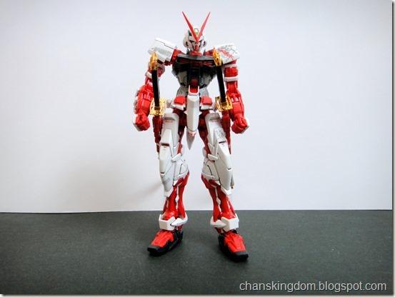 MBF-P02 Gundam Astray Red Frame -002