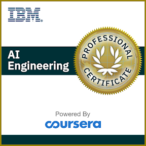 Coursera's IBM AI Engineering Professional Certificate Review [2021]