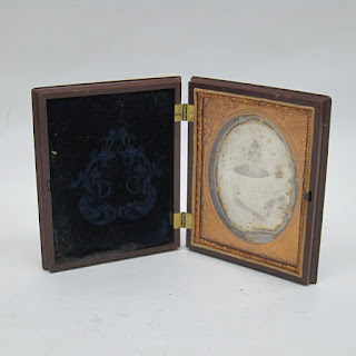 Cast Resin Early 20th C. Picture Frame