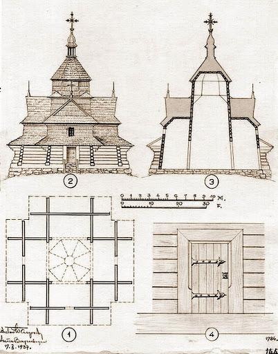Славянская архитектура. Стиль 5