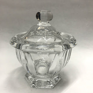 Baccarat Large Jam Jar
