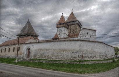Kirchenburg  in Homorod