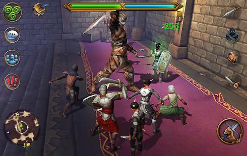 3D MMO Celtic Heroes- screenshot thumbnail