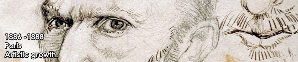 Vincent van Gogh Drawings from Paris, 1886-1888