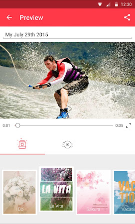 SlidePlus:Free Slideshow Maker 0.8.0 screenshot 32036