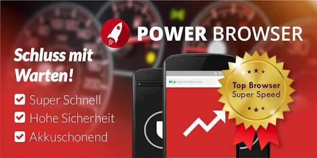 Power Browser - Fast Internet Explorer v72 0 2016123169 [Mod