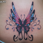 butterfly - tattoos for women