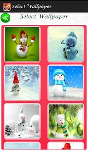Christmas Wallpapers HD screenshot