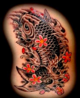 Real Meaning of Koi Tattoos  Japanese Tattoo Gallery