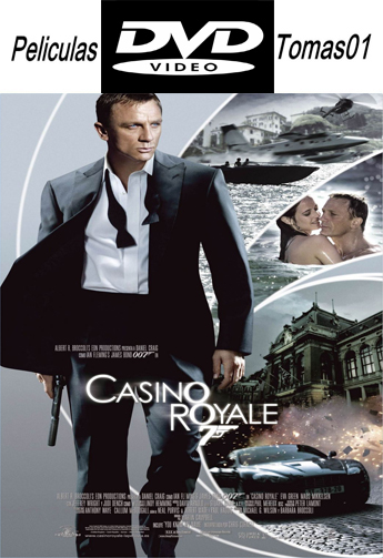 007 (21): Casino Royale (2006) DVDRip