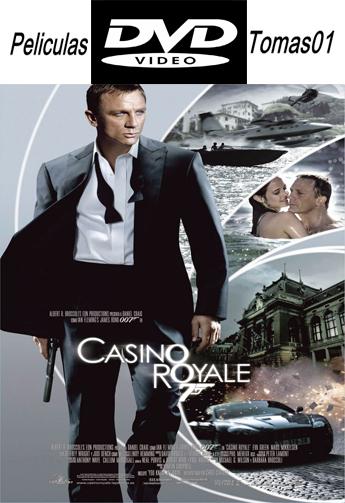 007 (21): Casino Royale (2006) DVDRip