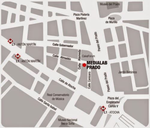 Actividades para todos gustos en Medialab-Prado