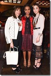 Rashida Jones, Yara Shahidi, Rowan Blanchard