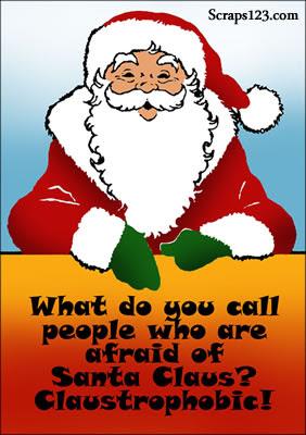 Funny Santa Claus  Image - 5