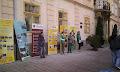 Veľtrh sociálnych aktivít 2013 na Medzinárodnom maratóne mieru v Košiciach