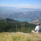 2_foto_secondo_giorno_suviana - monte cavallo 11-9 ( lago di suviana).JPG