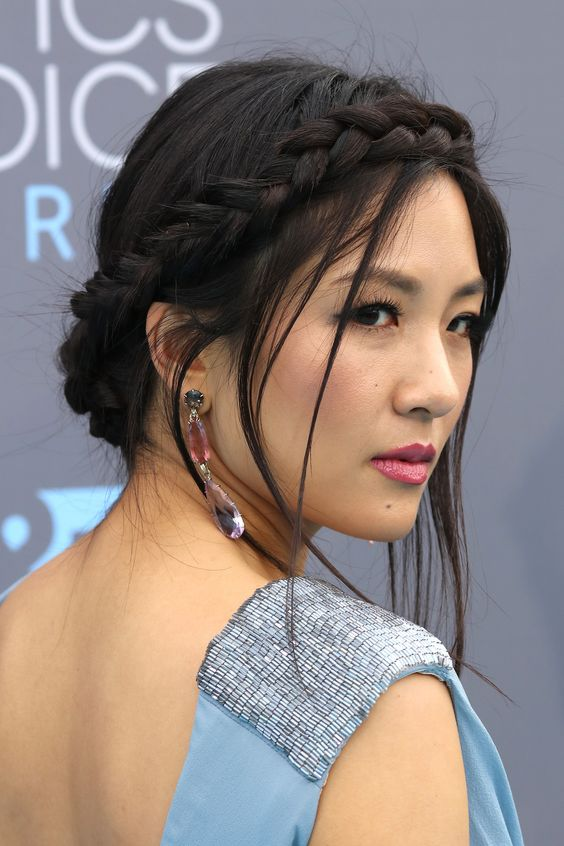 Trendy braided hairstyles for celebrities 2017 3