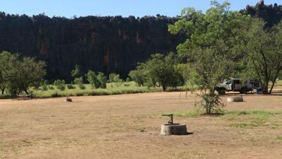 Empty Camp Ground