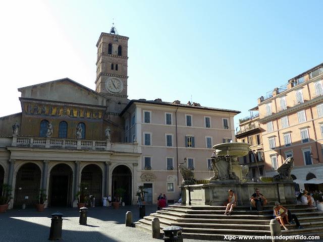 Santa María in Trastevere.JPG