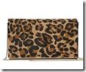 Reiss Leopard Print Clutch