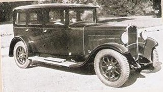 Léon Bollée 1932