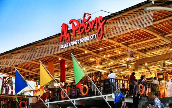 Ah Poong Food Court