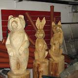 Виктору - за то, что подарил сказочные деревянные фигурки