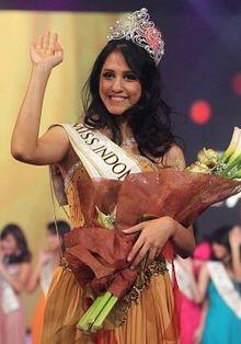 Biografi Asyifa Syafiningdyah - Miss Indonesia 2010