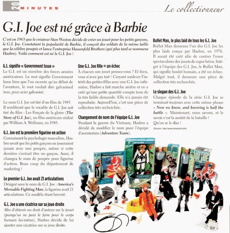Articles en français à lire sur la création des G.I. Joe Article+GI+Joe