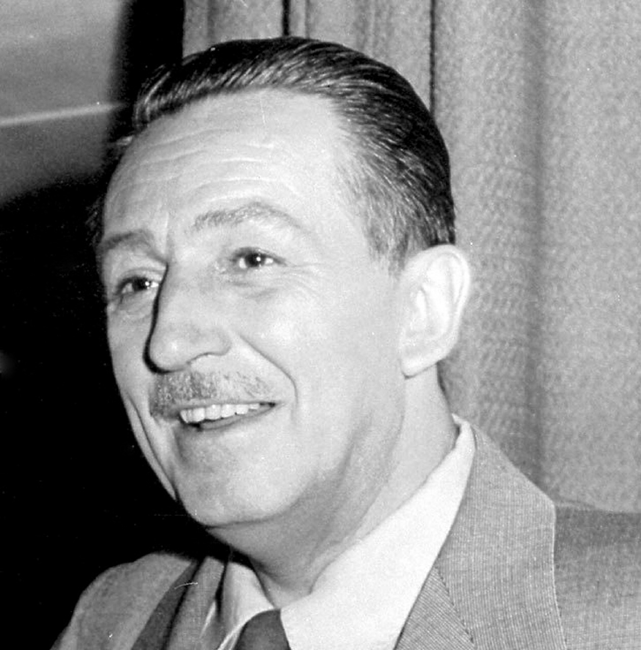 Walt Disney's life