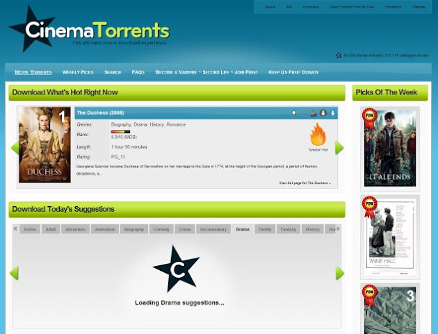 Cinema Torrents
