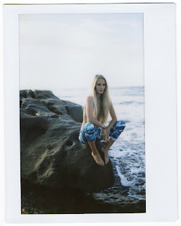 LOTTIE HALL POLAROIDS