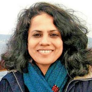 Anushka Ravishankar