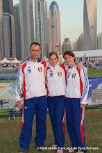 Photo: Voile Contact à 2 B  @ Dubaï, WPC 2012