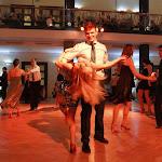 Někteří tančili dost vášnivě...