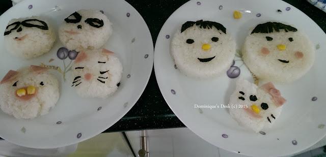Face Sushi
