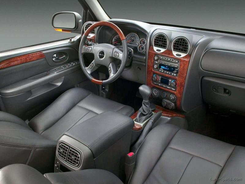 2003 gmc envoy suv specifications pictures prices. Black Bedroom Furniture Sets. Home Design Ideas