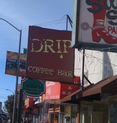 Drip Coffee Bar