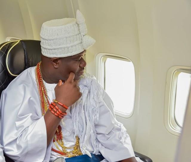 Ooni Of Ile Ife Shuts Down Palace!